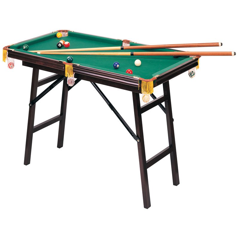 Mini Folding Pool Table