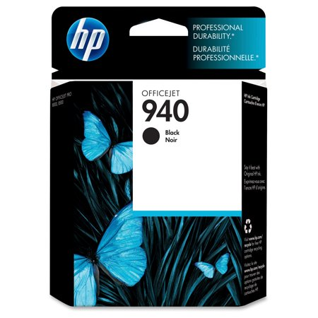 HP 940 - black - original - ink cartridge