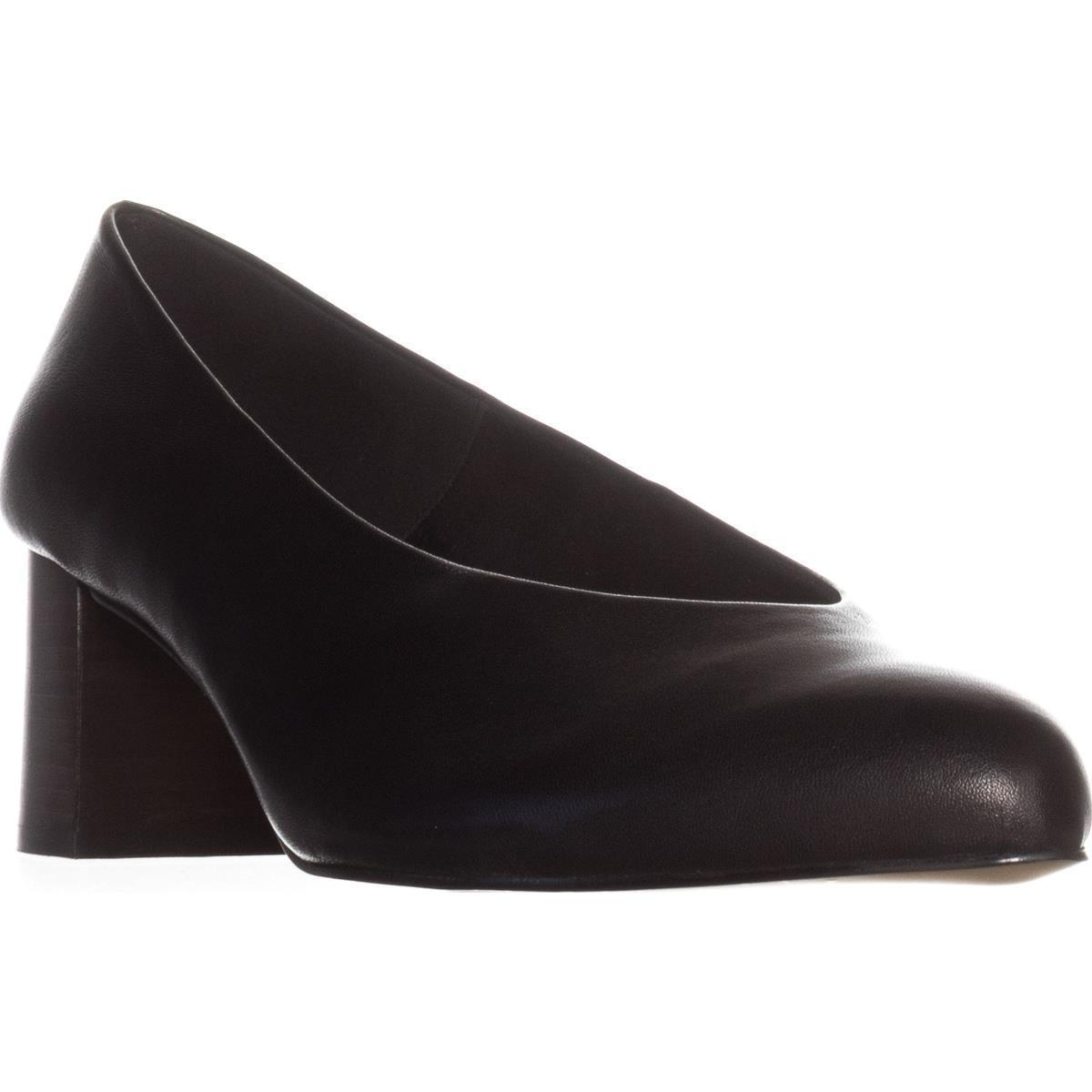 Womens Bella Vita Jensen Comfort Pumps, Black Leather by Bella Vita