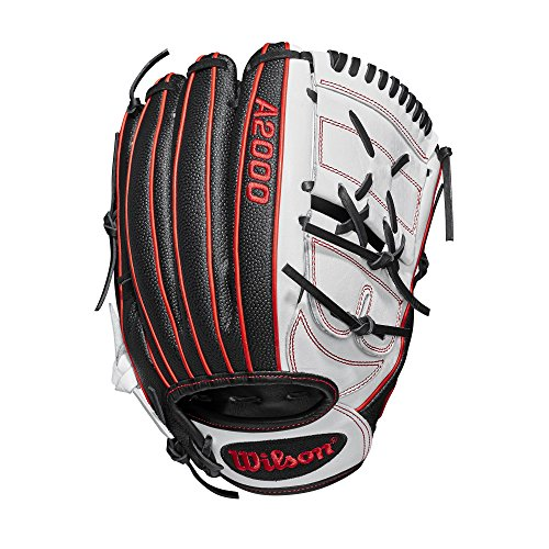 "Wilson 12.25"" A2000 Series Monica Abbott, Pitcher Fastpitch Softball Glove, Right Hand Throw"