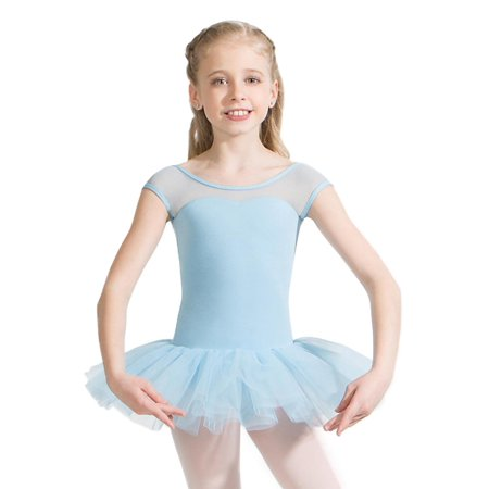 744a709c71 Capezio - Keyhole Back Tutu Dress - Girls - Walmart.com