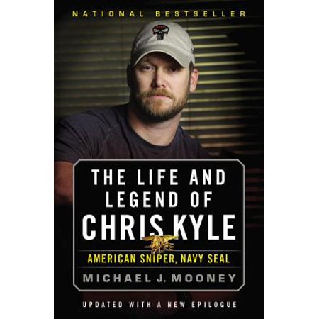 The Life and Legend of Chris Kyle: American Sniper, Navy SEAL - eBook