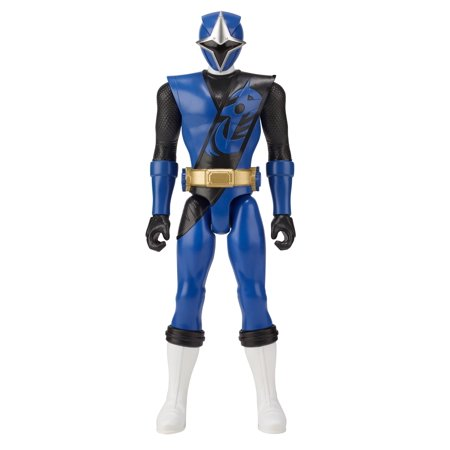 Power Rangers Blue 12