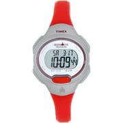 Timex Women's Ironman T5K741 Red Resin Quartz Sport Watch