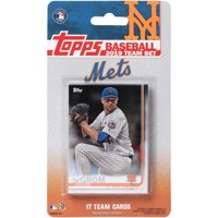 New York Mets 2019 Team Card Set - No Size