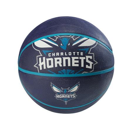 State Hornets Basketball - Spalding NBA Charlotte Hornets Team logo