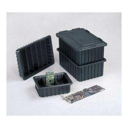 Buy Boxes Cheap (Lewisbins ESD Box Divider, Black DV1660-NXL BUY)