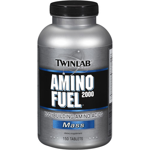 Twinlab Amino Fuel Tablets, 150ct