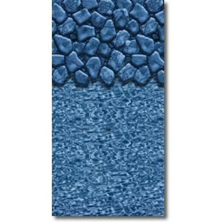 Blue Wave Nl364402 15 Round 25 Ga Boulder Swirl Overlap