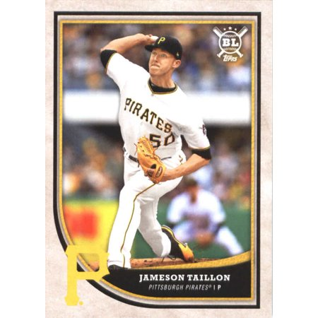 2018 Topps Big League #59 Jameson Taillon Pittsburgh Pirates Baseball Card - *GOTBASEBALLCARDS