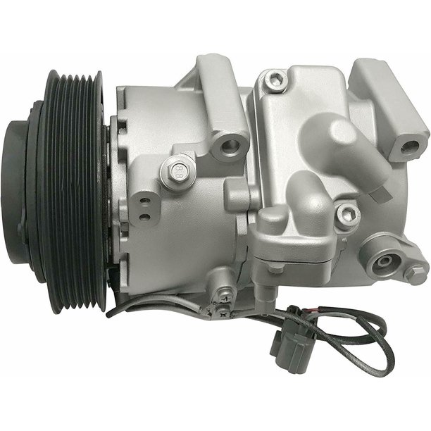 RYC Remanufactured AC Compressor And A/C Clutch IG329 Fits