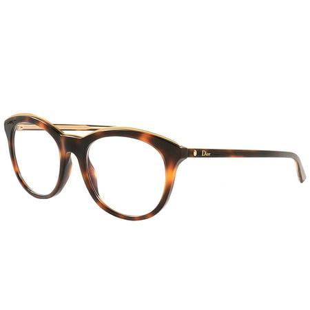 Dior CD Montaigne41 C9C Women's Round Eyeglasses