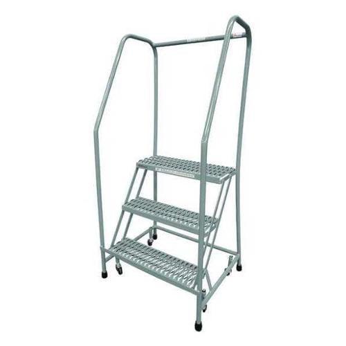 Cotterman 1503R1820A1E10B3C1P6 Rolling Ladder,Steel,60In....