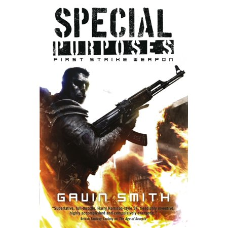 Special Purposes: First Strike Weapon - eBook ()