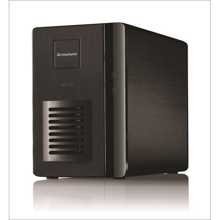 Lenovo Iomega ix2 Network Storage 70A6 - NAS server - SATA 3Gb/s - HDD - RAID 0, 1, JBOD - USB 2.0 / Gigabit Ethernet - iSCSI The Lenovo Iomega ix2 Network Storage, 2-bay is a compact and affordable desktop network storage server that is perfect for small businesses, home offices or advanced home networks, offering content sharing, data protection and basic video surveillance capabilities.