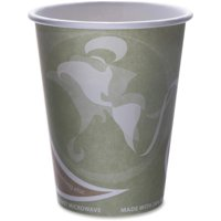 Eco-Products, ECOEPBRHC12EWPK, Recycled Hot Cups, 50 / Pack, Multi