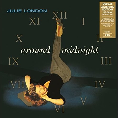 Julie London - Around Midnight - Vinyl (The Best Of Julie London)