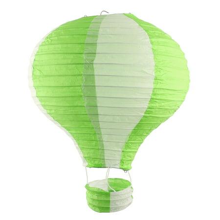 Festival Party DIY Handmade Lightless Hot Air Balloon Lantern - Diy Hot Air Balloon