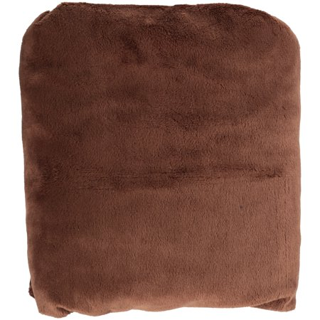 TL Care® Heavenly Soft Chenille Chocolate Fitted Crib Sheet 1 pc