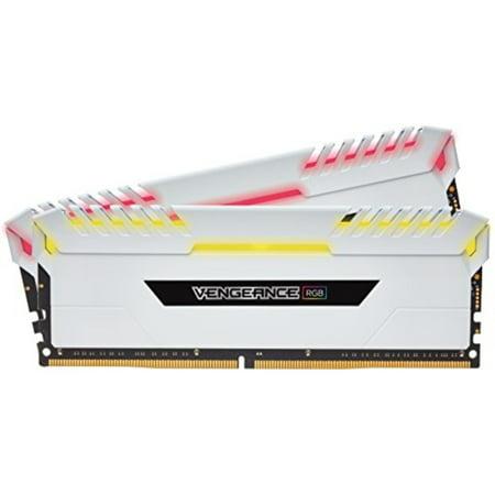 Ods C18 Analytical Column - CORSAIR VENGEANCE RGB 16GB (2x8GB) DDR4 3600MHz C18 Desktop Memory - White