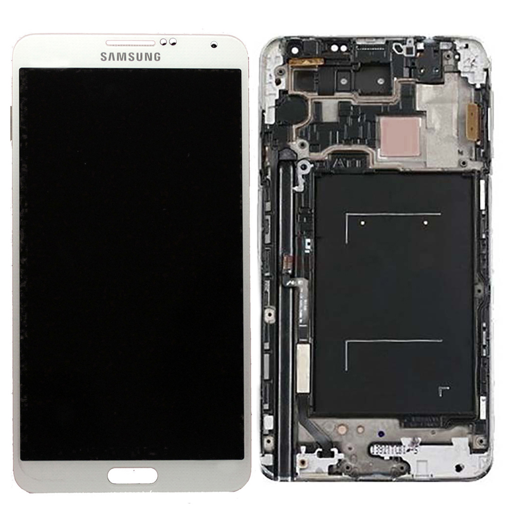 Replacement Touch Screen Digitizer + LCD w Frame Assembly...