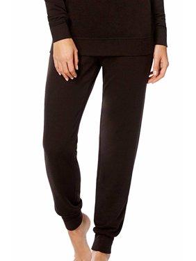 Alfani Women's Jogger Pajama Pants Black Size 2-Extra Large