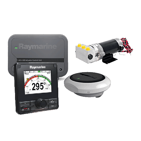 Raymarine T70154 Pilot, EV-100 p70Rs Power Pack