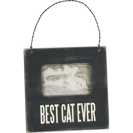 Primitives Best Cat Ever Mini Frame