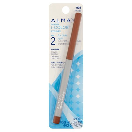Almay Intense I-Color No. 2 002 Brown Topaz Eyeliner, 0.009 oz