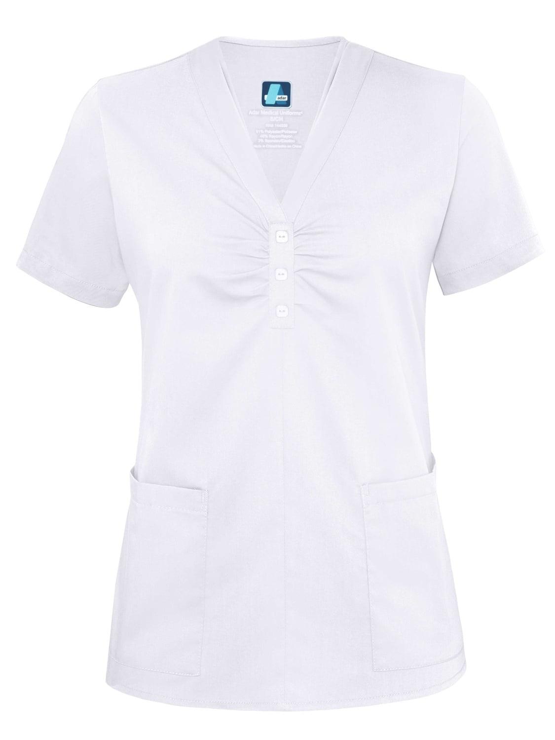 White Womens Tops T Shirts Walmart Com