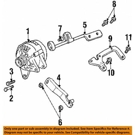 - GM 24503068 Alternator Mount Bracket Bolt Chevrolet Lumina