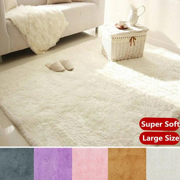Soft Comfy Fluffy Area Rug