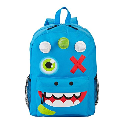 Troublemakers Monster Backpack - Blue