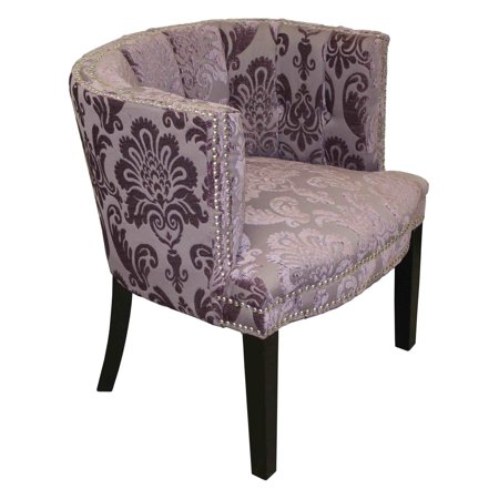 Hd Couture Bohemian Barrel Chair Walmart Com