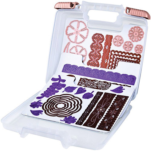 "ArtBin Magnetic Die Storage Case, 9-1/4"" x 10"" x 2-3/4"""