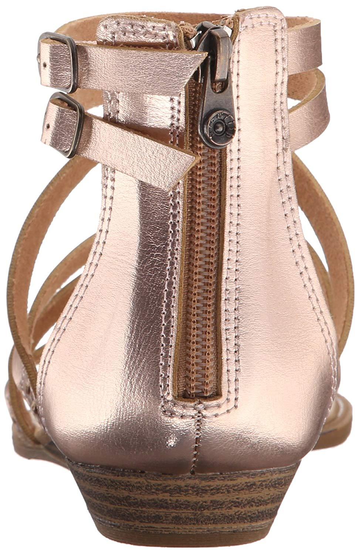 49f6fc7e85ef Blowfish - Blowfish Womens Bungalow Leather Split Toe Casual Platform  Sandals - Walmart.com