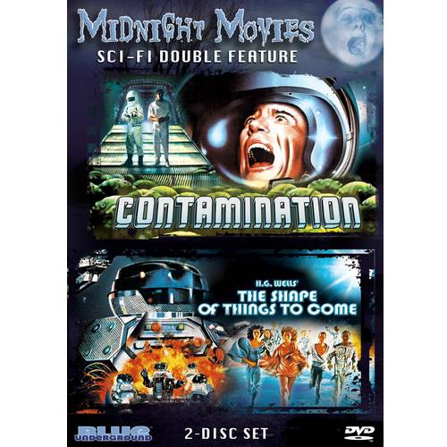 Midnight Movies: Sci-Fi Double Feature - Contamination / The Shape Of Things To Come (Widescreen)