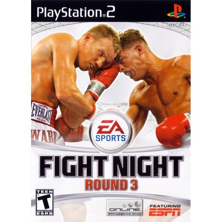 Fight Night Round 3 - PS2 (Refurbished)