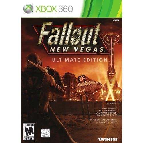 Bethesda Softworks 12591 Fallout New Vegas Ue X360