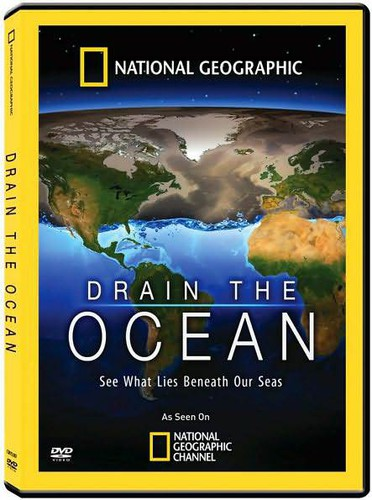 National Geographic Drain the Ocean [DVD] by NATIONAL GEOGRAPHIC VIDEO