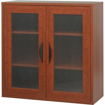 Safco, SAF9442CY, Après Modular Storage Cabinet, 1 Each, Cherry