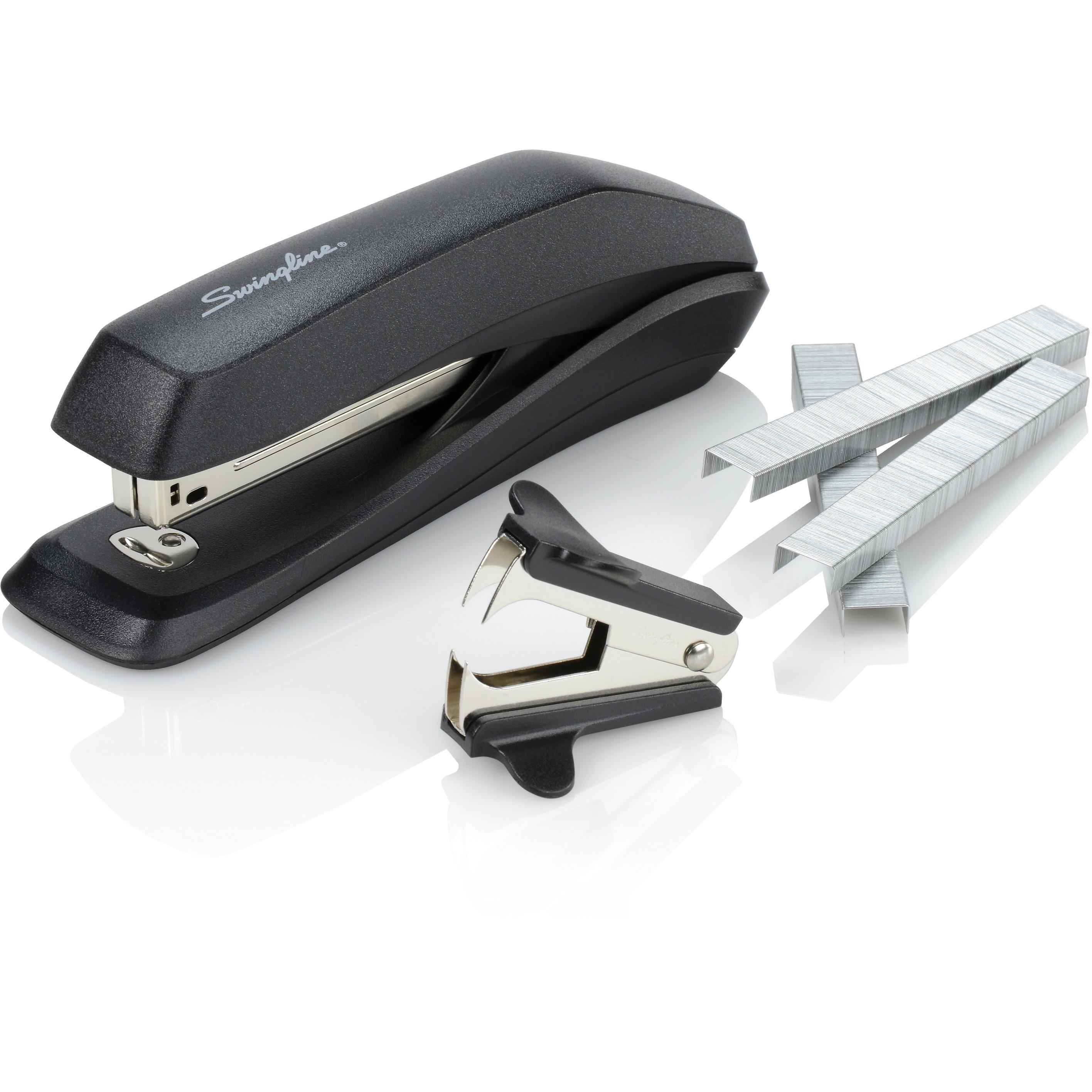 Swingline, SWI54567, Standard Stapler Value Pack, 12 / Pack, Black