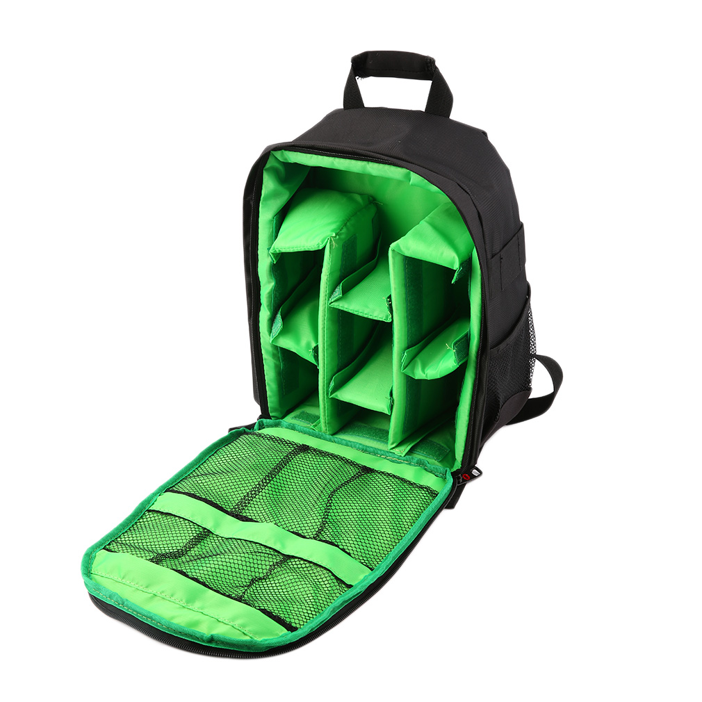 w aterproof Camera Backpack Bag Case for DSLR Camera Lens and Accesorries for Canon Nikon Sony