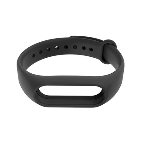 outdoorline Replacement for Xiaomi MiBand2 TPU Wristband Straps Solid Color Wrist Band Replace Accessories - image 1 of 5