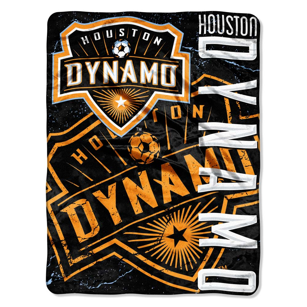 Houston Dynamo Microfiber Throw