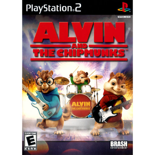 Alvin & The Chipmunks (PS2) - Pre-Owned