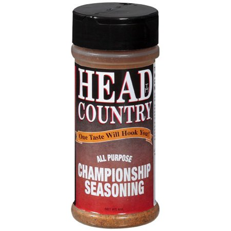 Head Country: All Purpose Championship Seasoning, 6 oz