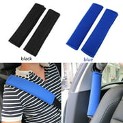 2pcs Set Universal Car Seat Belt Protection Pads Comfortable Shoulder Strap Cushion Cover