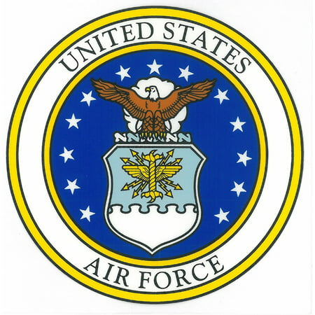 United States Air Force Seal (United States Air Force Seal Car Decal )