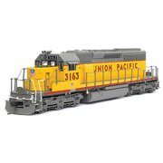 Broadway Limited 4223 HO Union Pacific EMD SD40-2 Low-Nose #3163